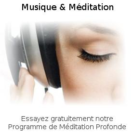 Essayez notre Programme de Méditation Profonde